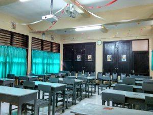 Ruang pembelajaran