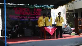 presentasi science fair 2016 sma kolombo
