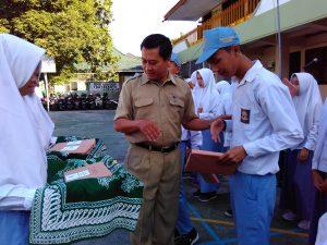 Peserta Didik Berprestasi Tahun 2015/2016